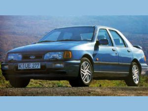 photo Ford Sierra