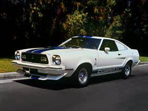 photo Ford Mustang  (mk2)