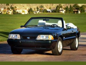 photo Ford Mustang cabriolet  (mk3)