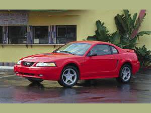 photo Ford Mustang  (mk4)
