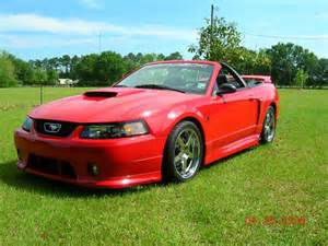 photo Ford Mustang cabriolet  (mk4)