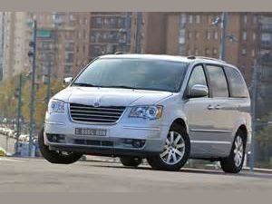 photo Chrysler Voyager  (mk5)