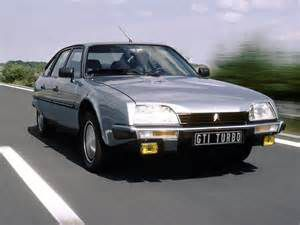 photo Citroen CX GTI