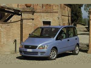 photo Fiat Multipla  (mk1 - phase 2)
