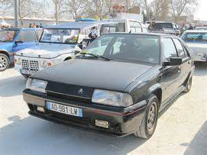 photo Citroen BX 16 soupapes