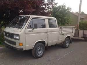 photo Volkswagen T3 doka