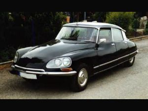 photo Citroen DS