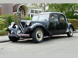 photo Citroen Traction