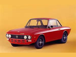 photo Lancia Fulvia coupé