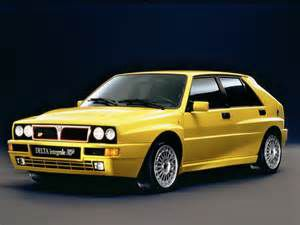 photo Lancia Delta HF Integrale  (mk1)