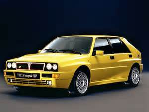 photo Lancia Delta HF Integrale 16v  (mk1)