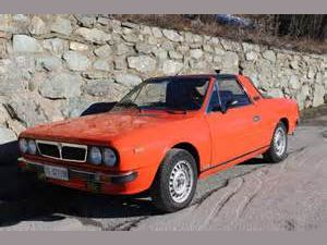 photo Lancia Beta Spider