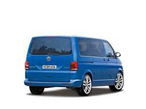 photo Volkswagen T5 california