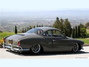 photo Volkswagen Karmann Ghia