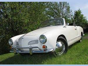photo Volkswagen Karmann Ghia Cabriolet