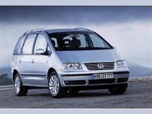 photo Volkswagen Sharan  (mk1)
