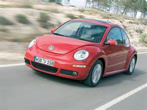 photo Volkswagen New Beetle  (mk2)