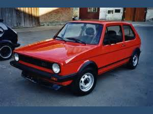 photo Volkswagen Golf  (mk1)