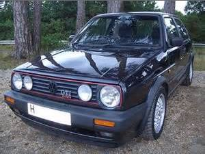 photo Volkswagen Golf GTI  (mk2)