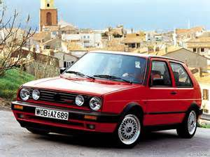 photo Volkswagen Golf GTI 16S  (mk2)