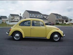 photo Volkswagen Coccinelle / beetle [post 68]