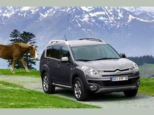 photo Citroen C-Crosser