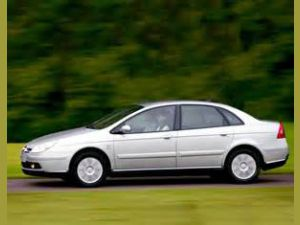 photo Citroen C5  (mk1)