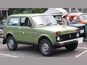 photo Lada Niva  (phase 1)