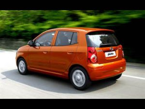 photo Kia Picanto  (mk1)
