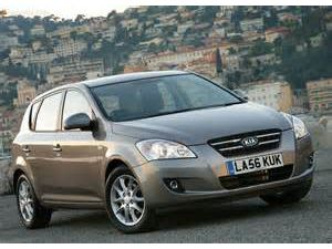 photo Kia Ceed  (mk1)