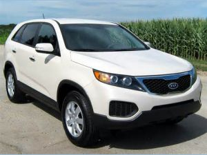 photo Kia Sorento  (mk2)