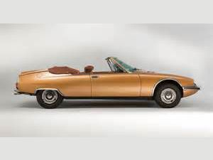 evolution de la cote citroen sm cabriolet 1970 1975 en france. Black Bedroom Furniture Sets. Home Design Ideas
