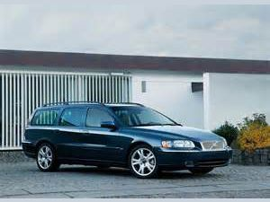 photo Volvo V70  (mk2)