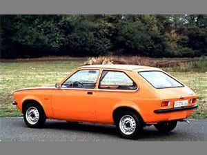 photo Opel Kadett [C]