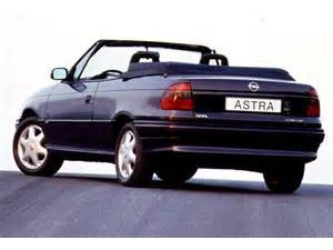 photo Opel Astra cabriolet [F]