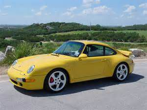 photo Porsche 911 turbo [993]