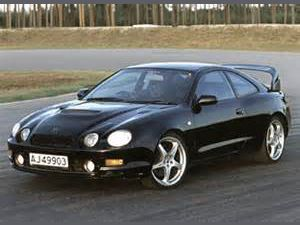 photo Toyota Celica  (mk6)