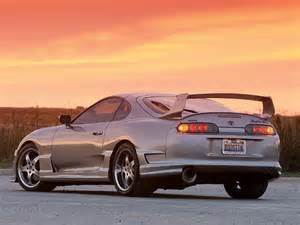 photo Toyota Supra  (mk4)