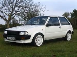 photo Toyota Starlet  (mk3)