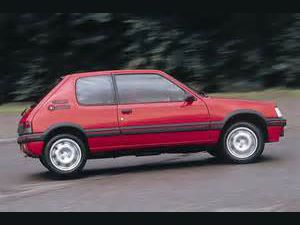 photo Peugeot 205 GTi [all]