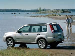 photo Nissan X-Trail  (mk1)