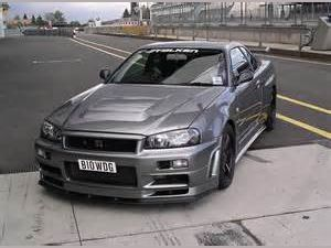 photo Nissan Skyline GTR [R34]