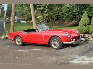 photo Triumph Spitfire  (mk2)
