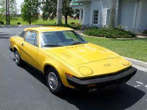 photo Triumph TR7