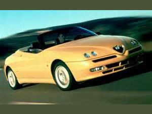 photo Alfa Romeo Spider V6 [916]