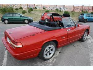 photo Alfa Romeo Spider Duetto [115]  (phase 4)