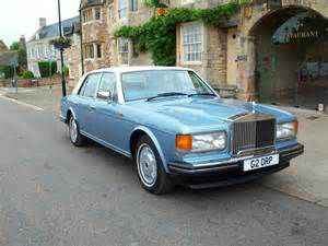photo Rolls Royce Silver Spirit