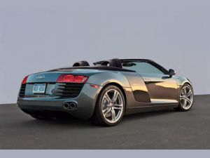 photo Audi R8 spyder  (mk1)