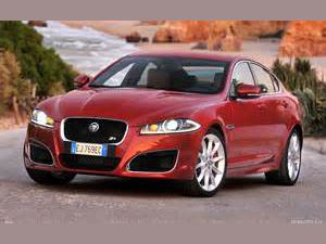 photo Jaguar XFR [X250]