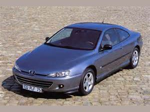 photo Peugeot 406 coupé v6